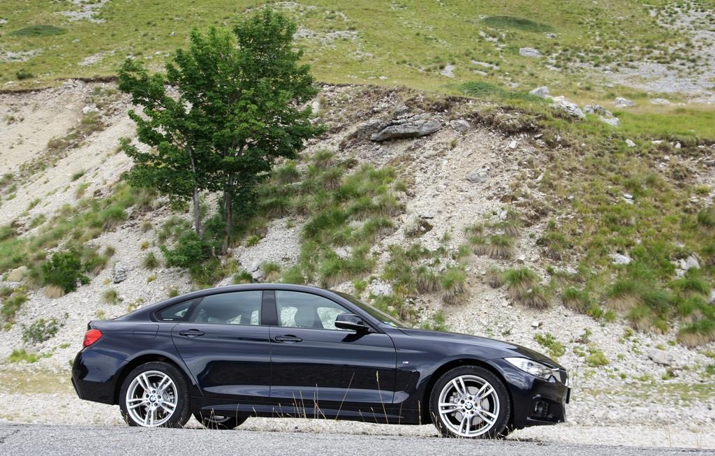 BMW Gran Coupè serie 4d XDrive, eleganza sportiva con il pacchetto M Sport