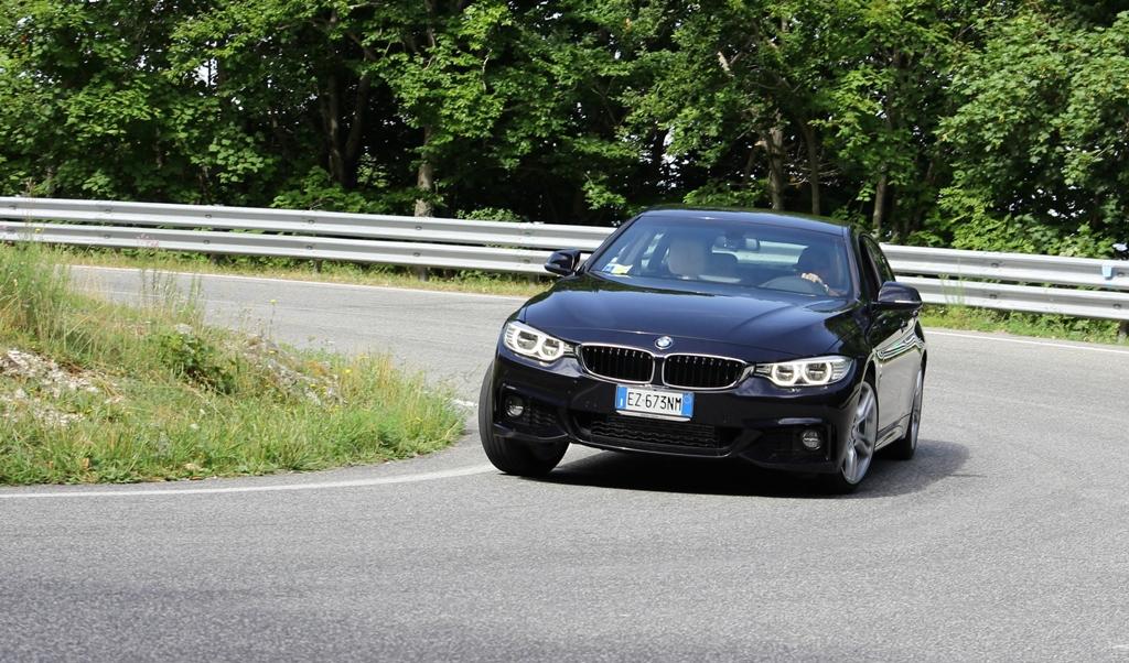 La BMW Gran Coupè  4d XDrive, regala emozioni