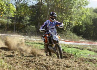 Progetto Enduro Performancemag 2016, Giubettini in gara