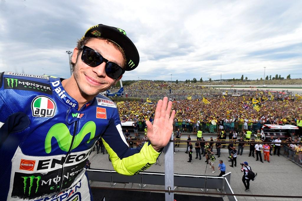 Misano 2015, Valentino Rossi pensa al Campiomato