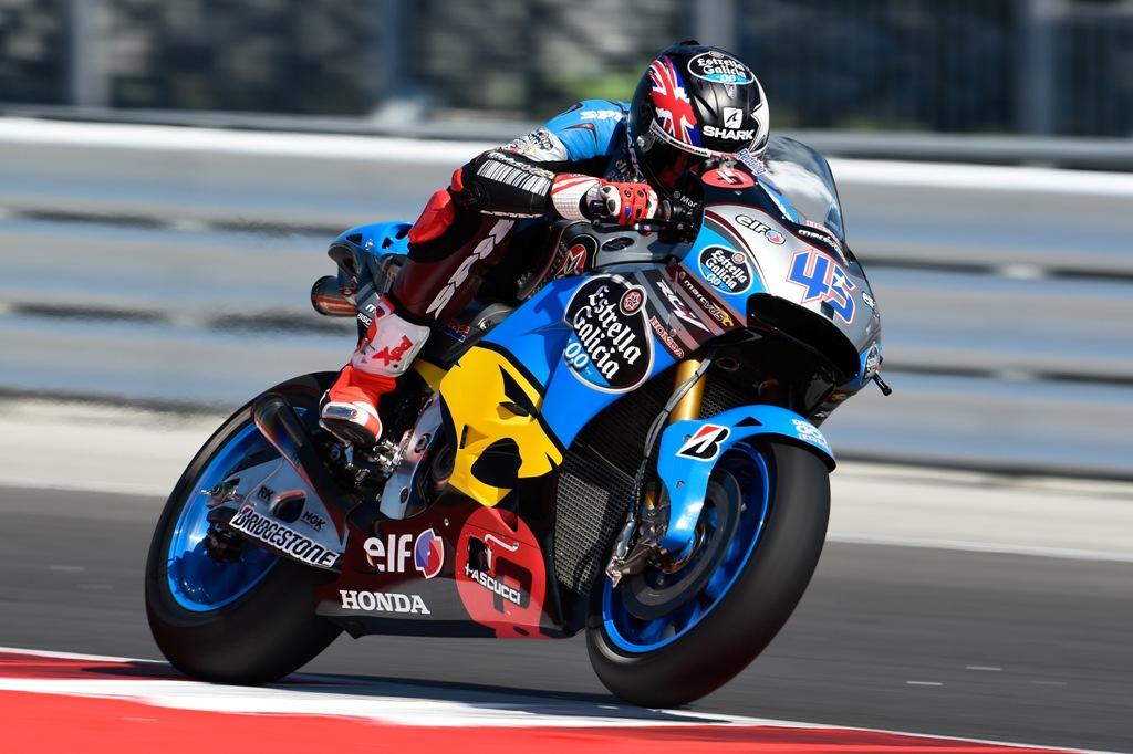 MotoGP Misano 2015, Scott Redding