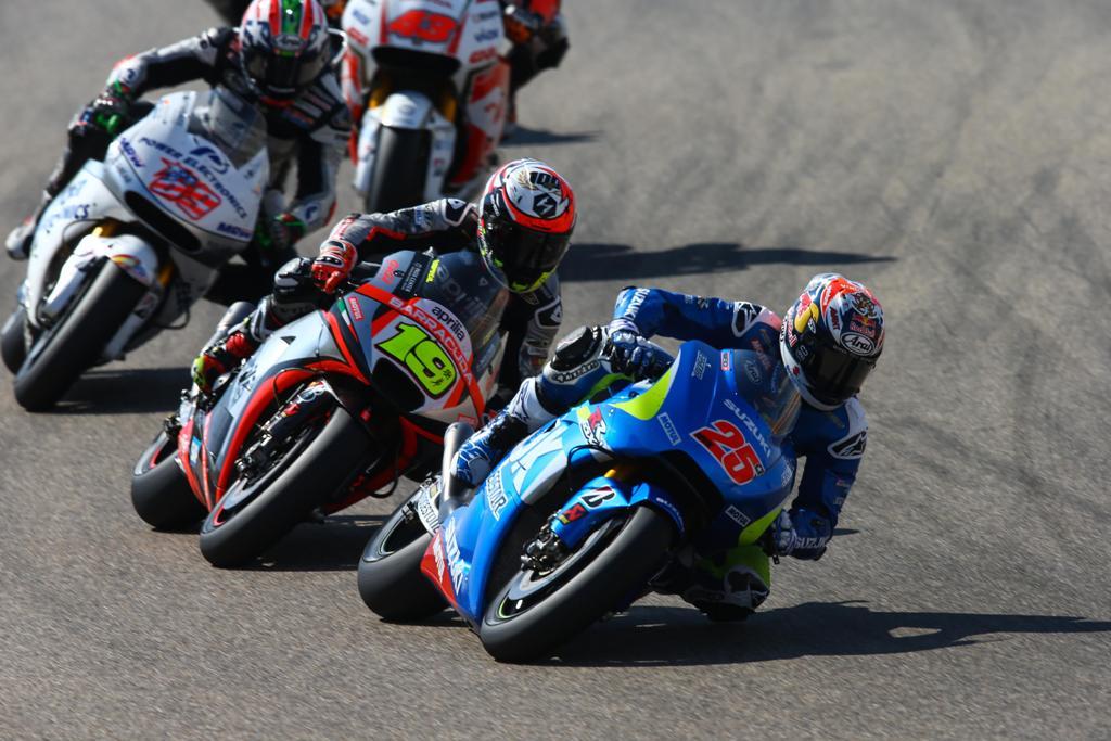 MotoGP 2015, Maverik Vinales in gara
