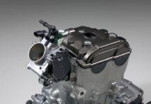 Yamaha 2016 enduro, la testata rovesciata della WR450F
