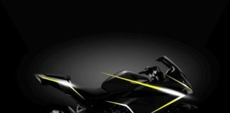 Si vede ancora poco ma questa è la nuova Honda CBR500R 2016
