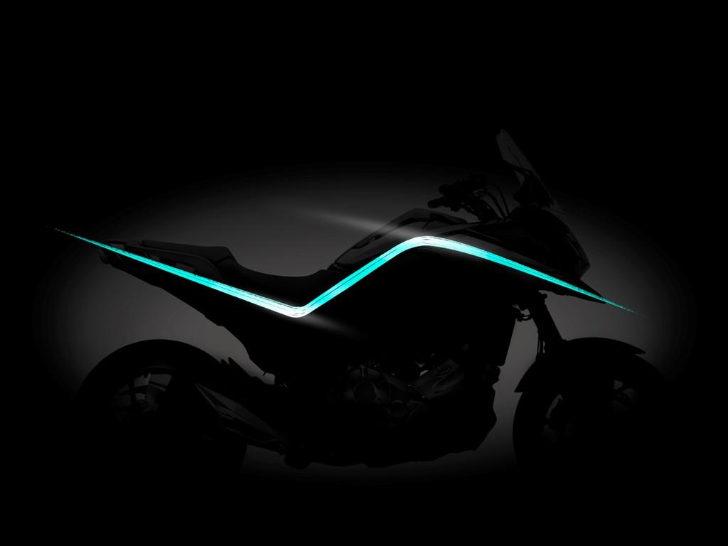 Novità 2016: lo stile della Honda NC750X