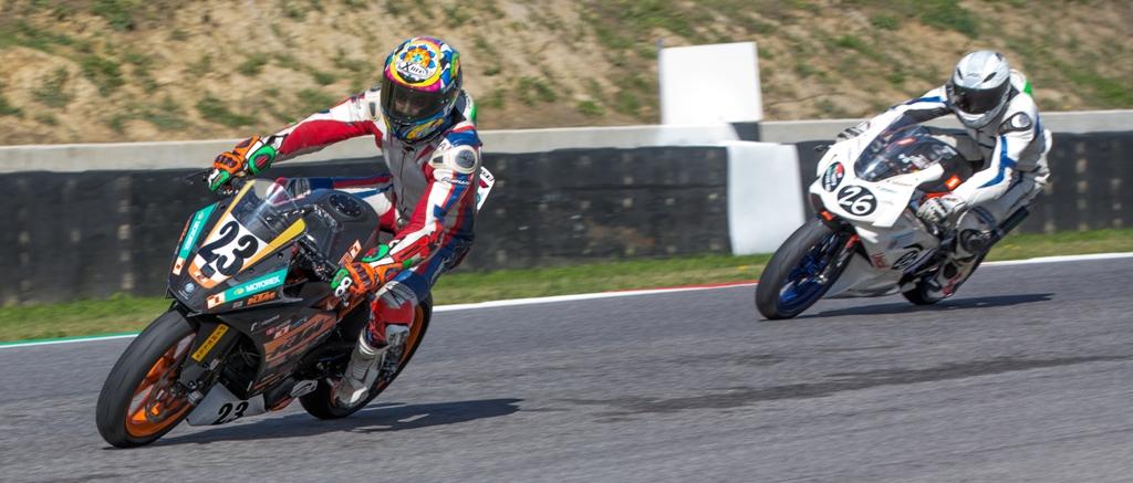 CIV 2015, Mugello RC390, Paolo Arioni