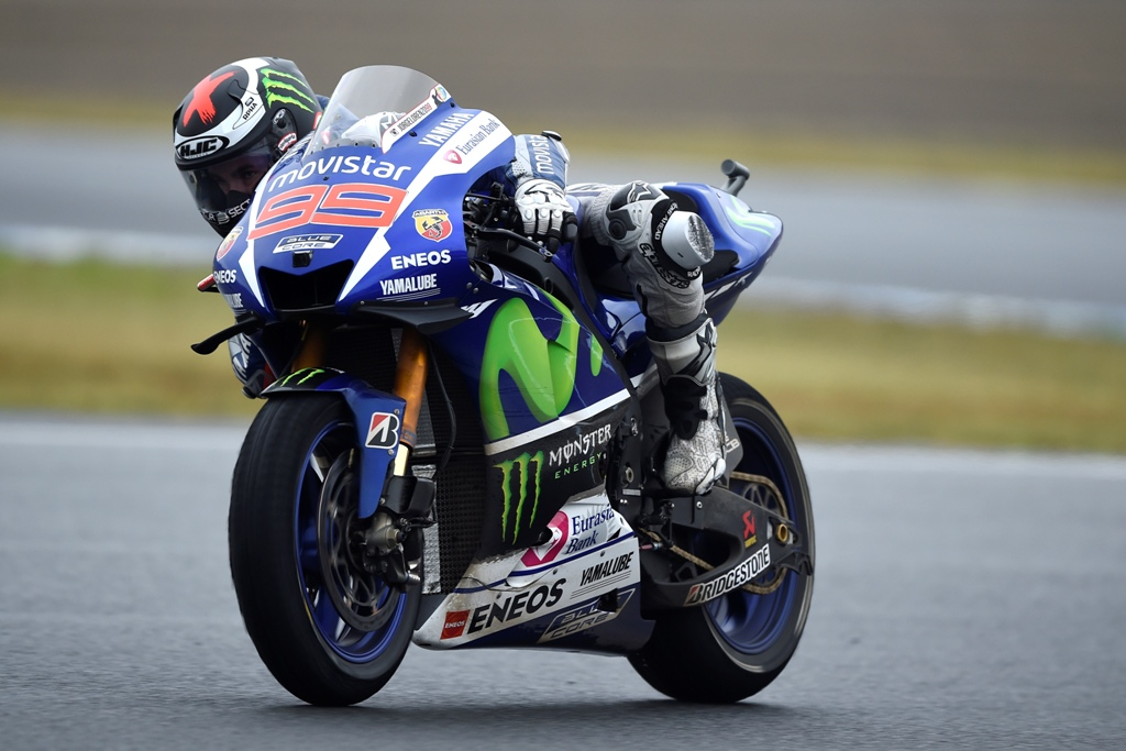 MotoGP Giappone 2015, Jorge Lorenzo