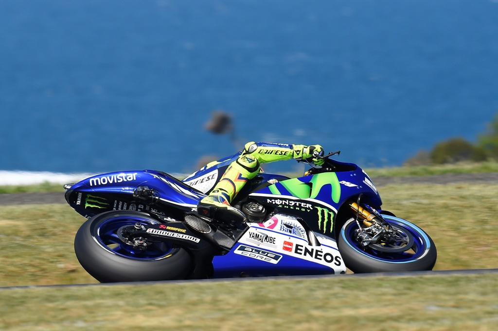 MotoGP 2015, Australia, Valentino Rossi