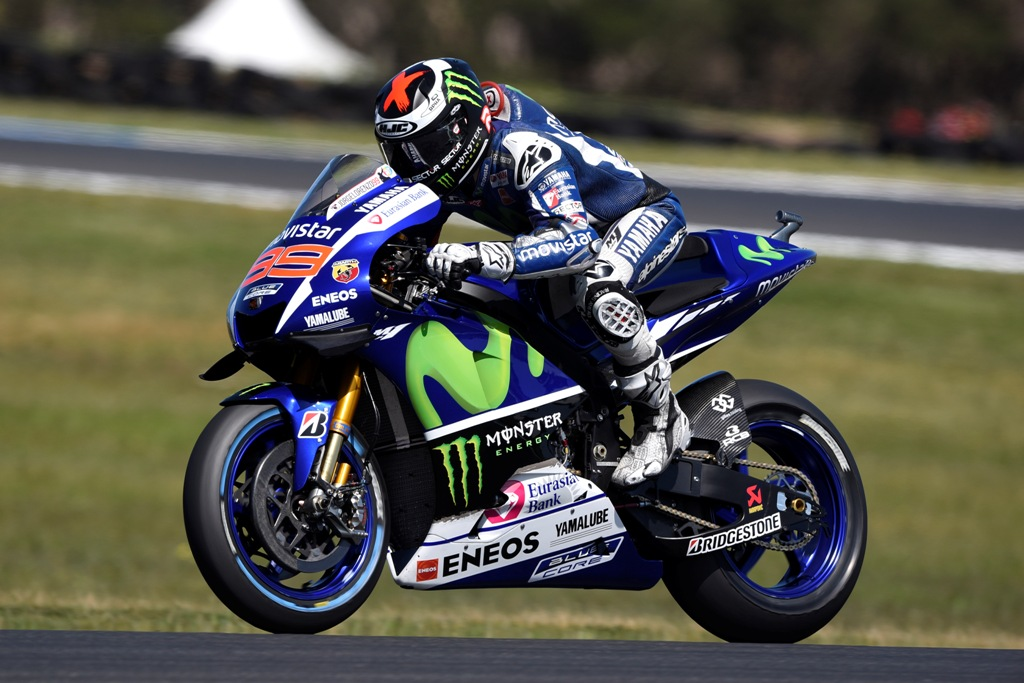 MotoGP, Australia, Jorge Lorenzo