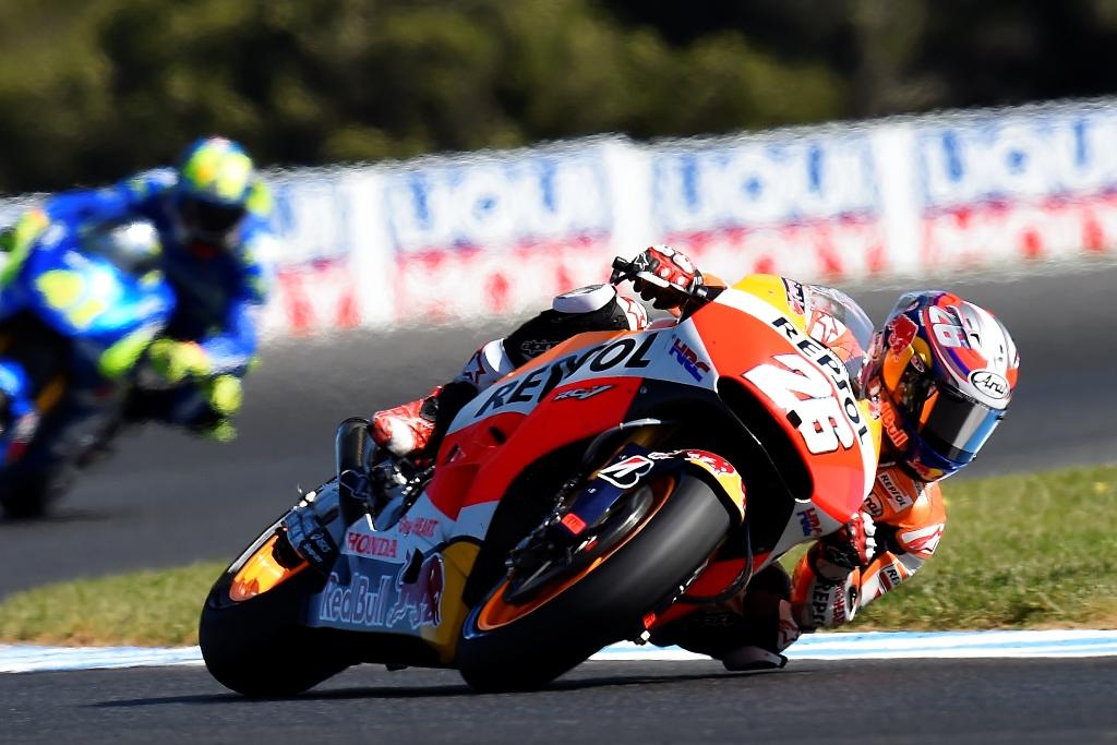 MotoGP 2015, Australia, Dani Pedrosa