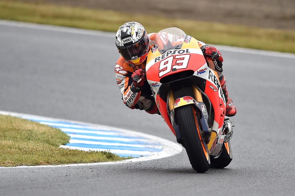 MotoGP 2015, Giappone, Marc Marquez