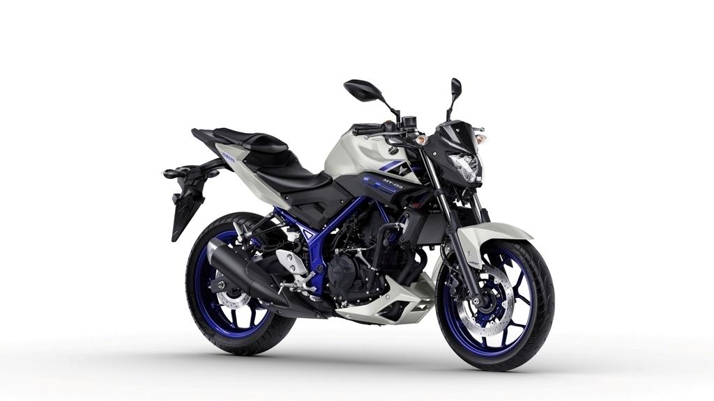 EICMA 2015, la Yamaha MT3