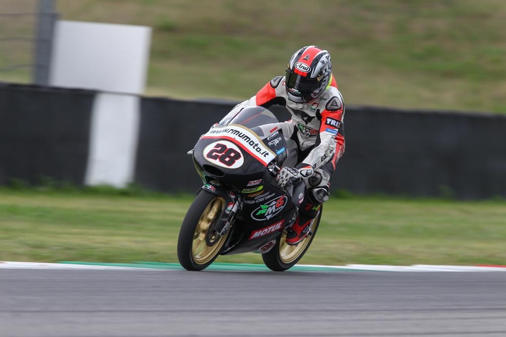RMU 2015, una stagione unica quella nel CIV sia nella PreMoto3 che nella Moto3