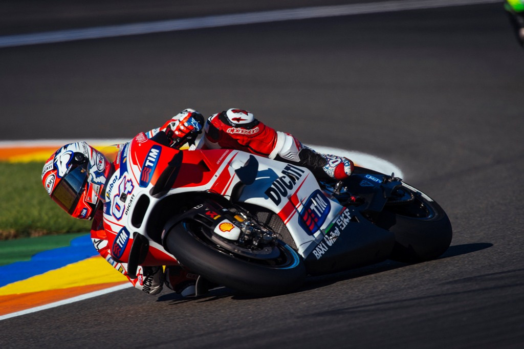 MotoGP 2015, Valencia, Andrea Dovizioso