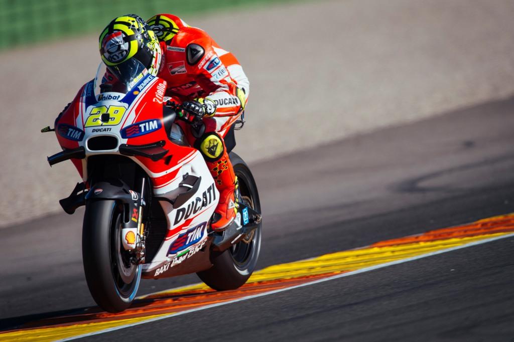 MotoGP 2015, Andrea Iannone
