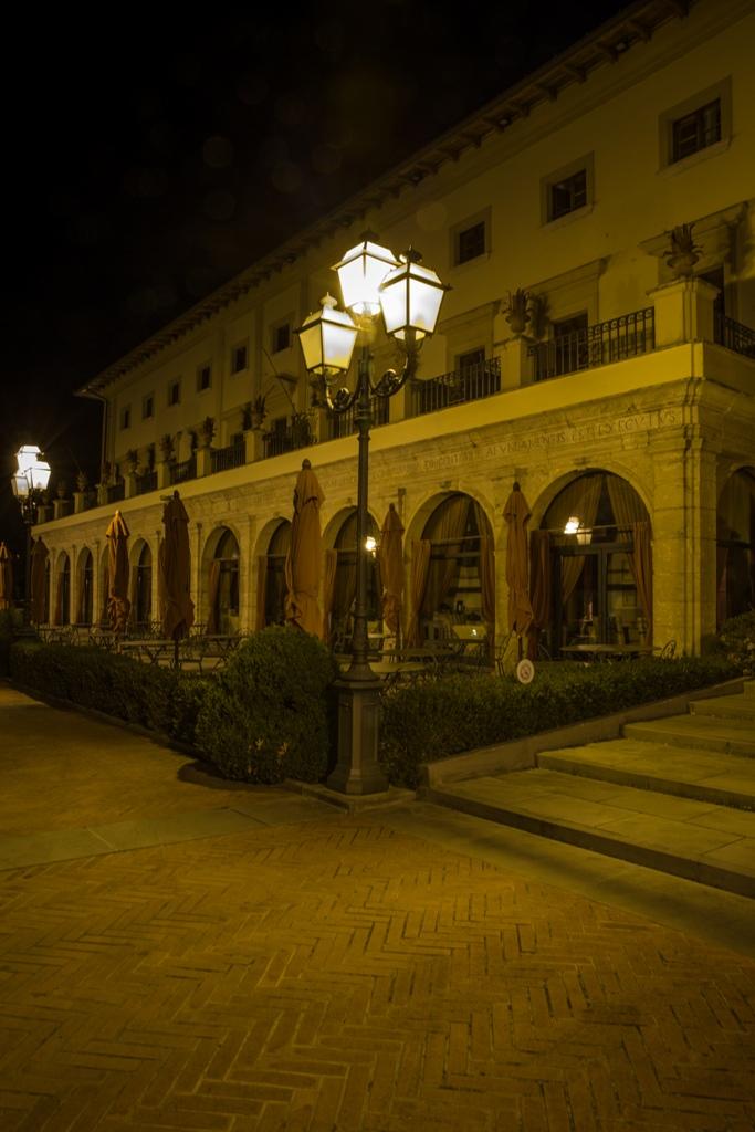Fonteverde, vista notturna