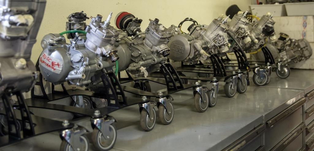 RMU 2015, i motori nel reparto R&D RMU