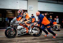KTM MotoGP, primi metri di un progetto ambizioso
