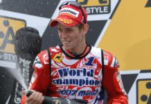 Casey Stoner Motegi 2007