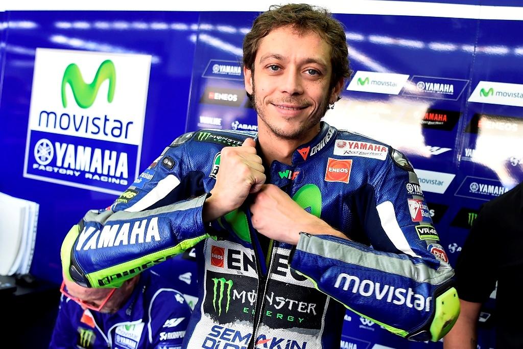 MotoGP 2015/16, test Valencia, Valentino Rossi