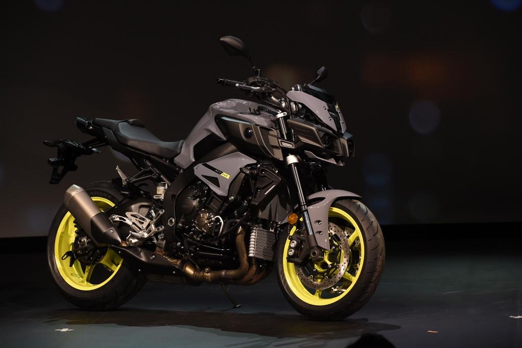EICMA 2015, la Yamaha MT-10