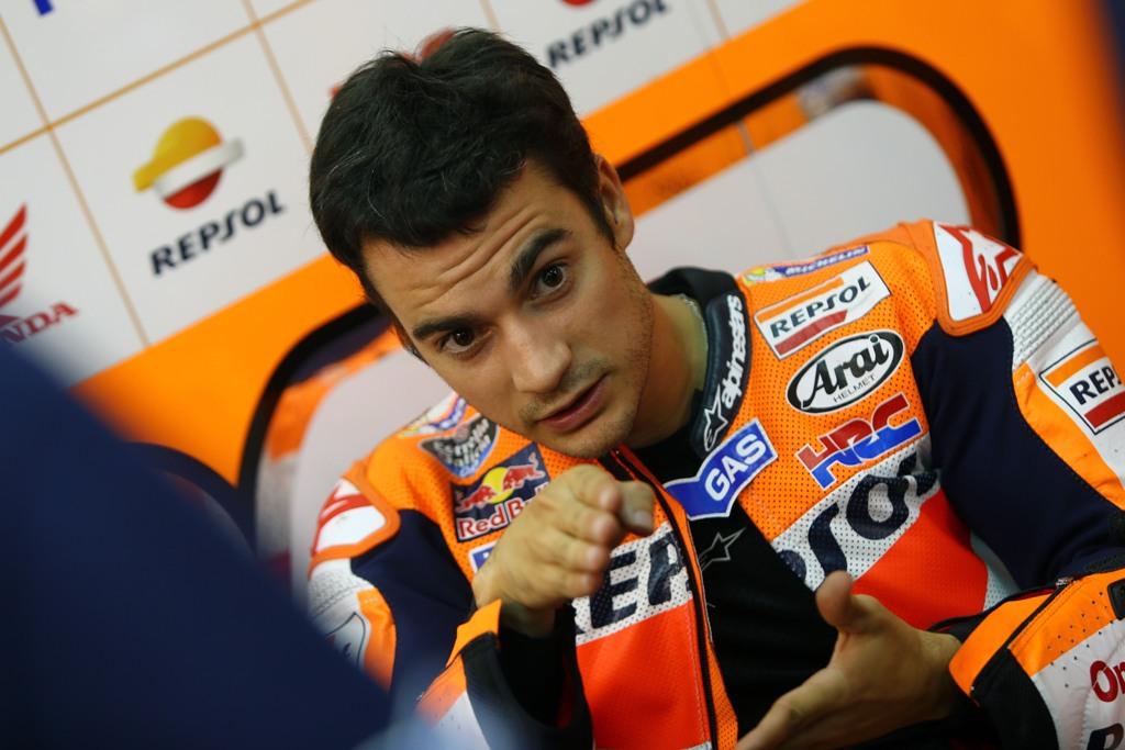 Test MotoGP Valencia 2016, Dani Pedrosa