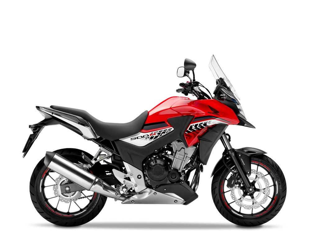 EICMA 2015, la Honda NC750X