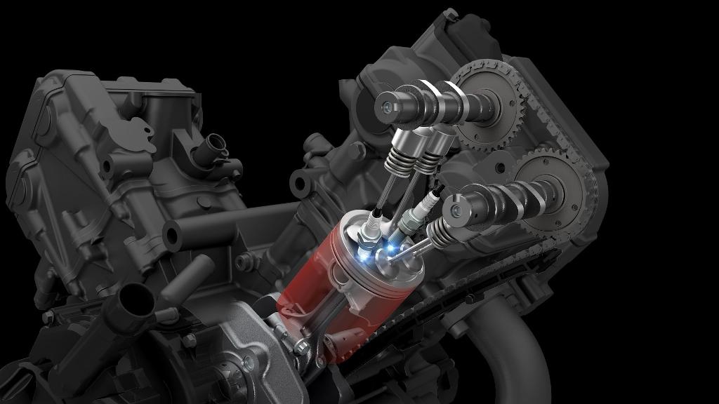 EICMA 2015, Suzuki SV650, area accensione