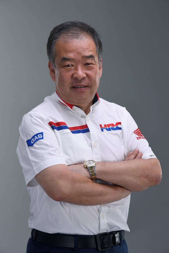 Shunei Nakano HRC