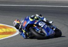 MotoGP Valencia test, Maverik Vinales, ottimo secondo posto a fine prove