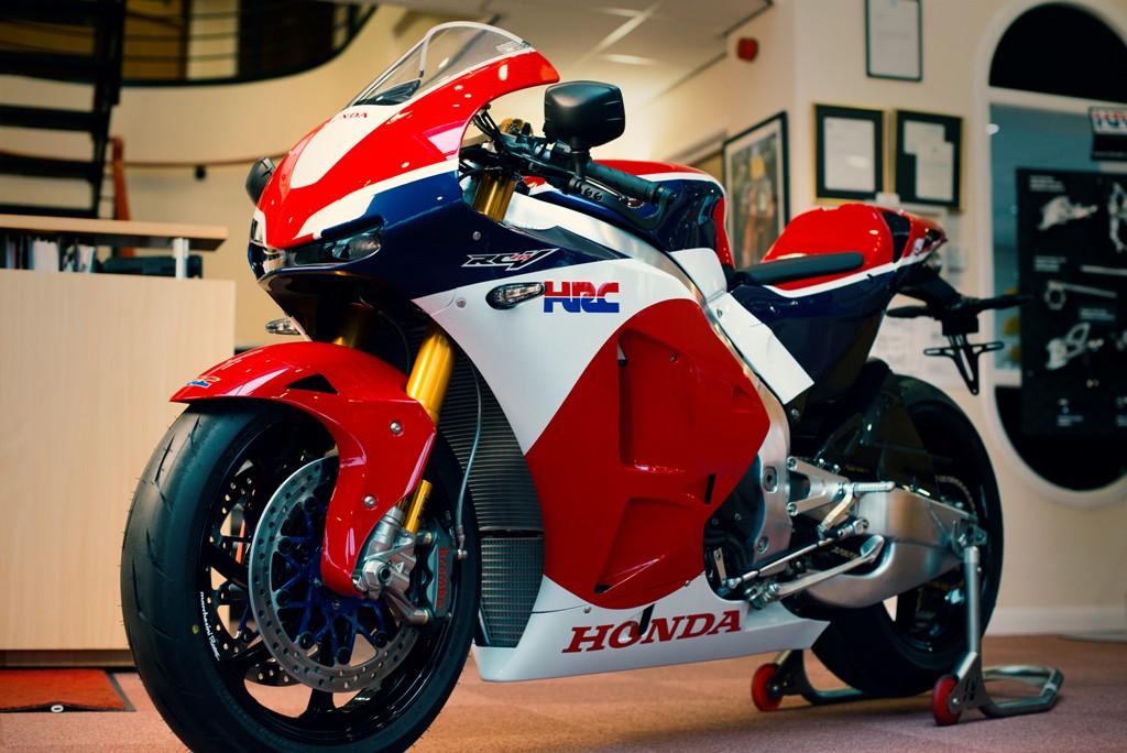 RC213V-S, semplicemente unica la Replica della MotoGP