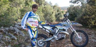 Progetto Enduro 2016, moto e pilota, i protagonisti