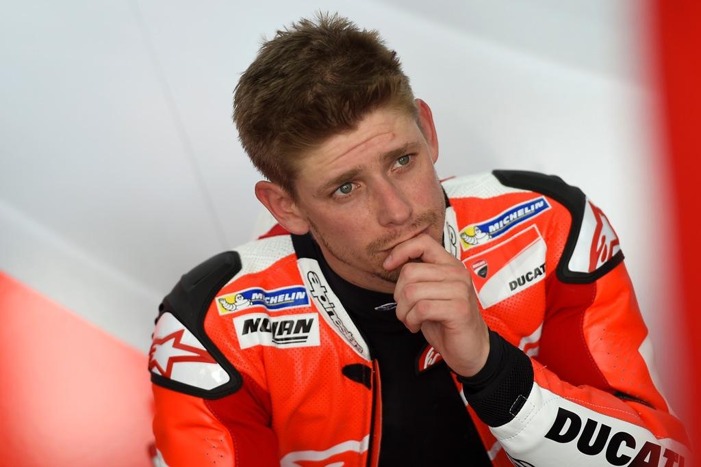 MotoGP 2016 test Sepang, Casey Stoner