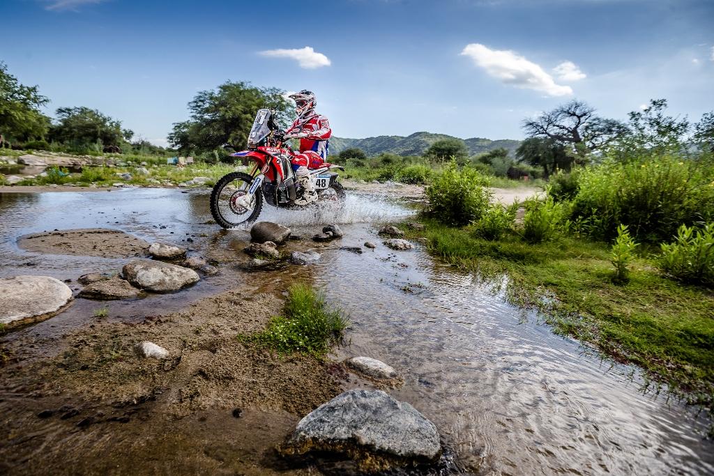 Dakar 2016, Brabec
