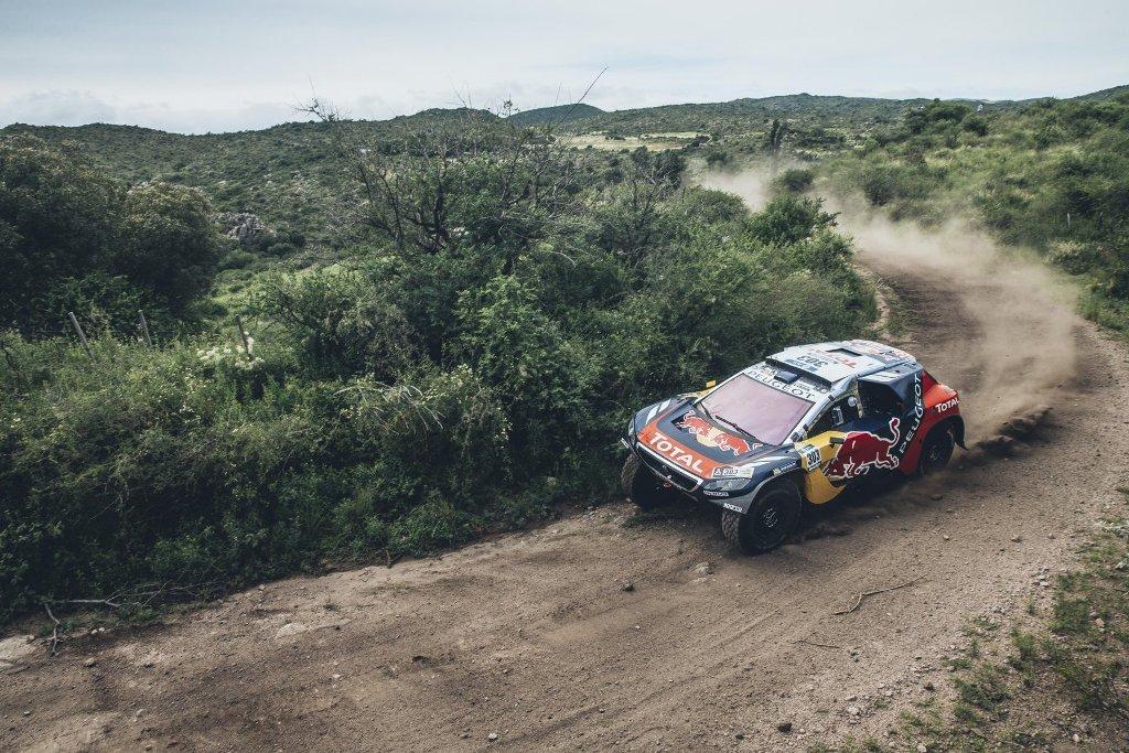 Dakar 2016, inizia bene con la doppietta della  2008 DKR