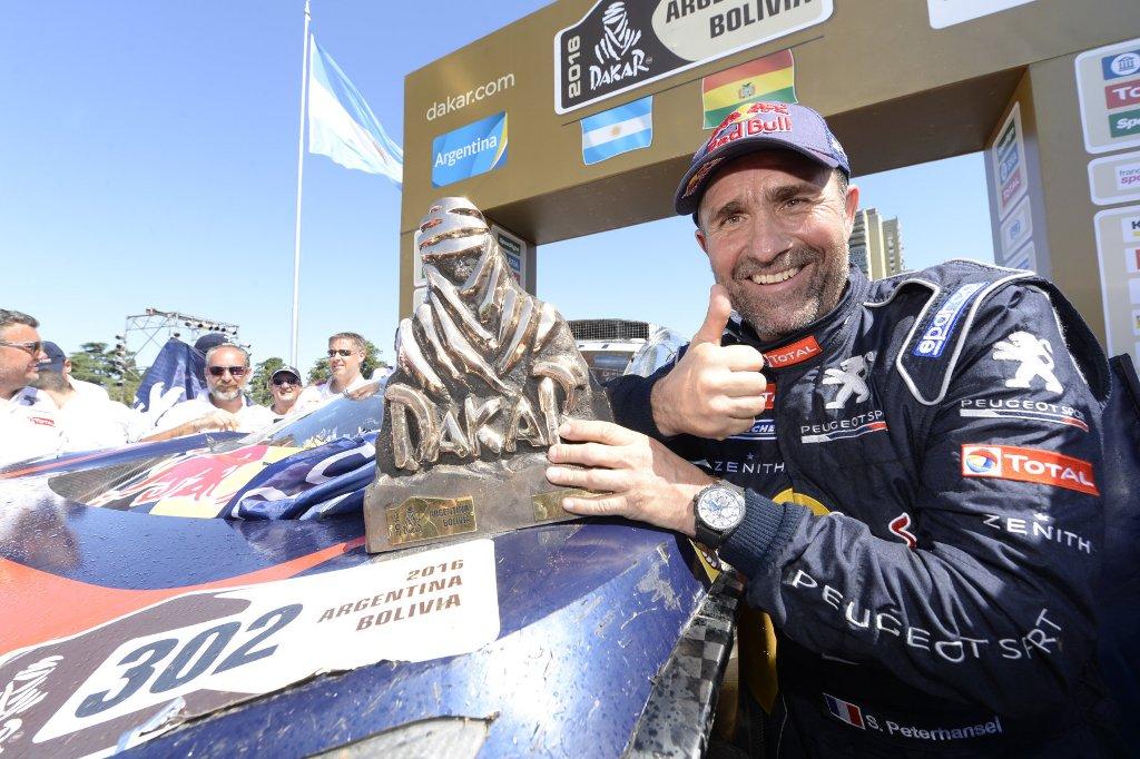 Peugeot Dakar 2016, una vittoria con la tecnica unica delle 2 ruote motrici