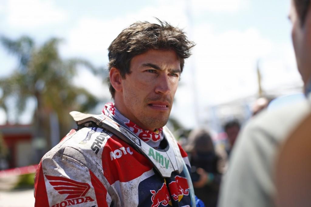 DAKAR 2016, Juan Barreda vincitore della terza tappa