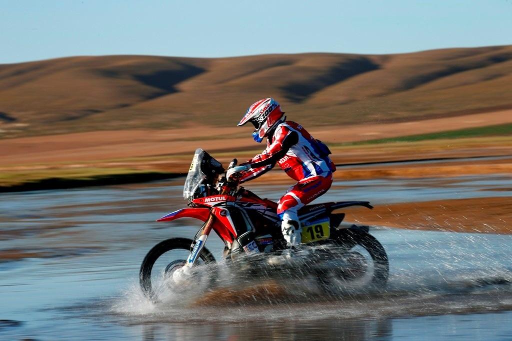 Dakar 2016, Michael Metge