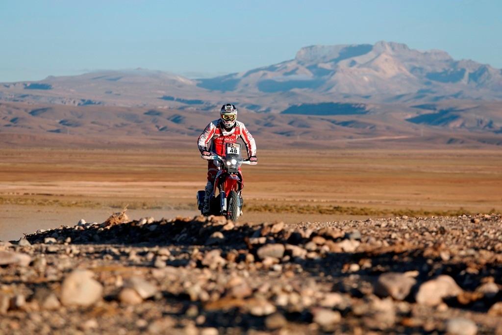 Dakar 2016, Ricky Brabec