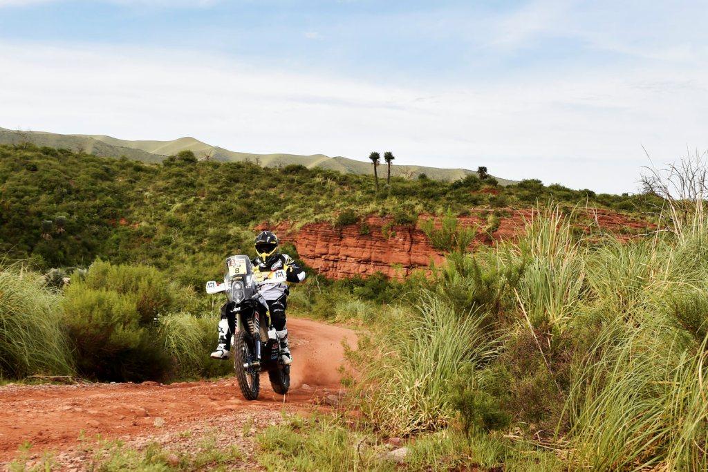 Dakar 2016, Ruben Faria
