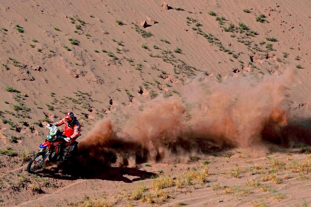 Dakar 2016, Paolo Ceci HRC
