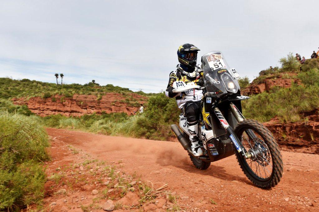"""Dakar 2016, il """"privato"""" Renet, buona performance nella II tappa"""