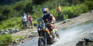 Dakar 2016, Toby Price KTM ha vinto la Dakar 2016