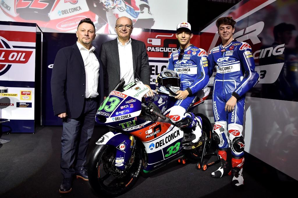 Moto3 2016. Team Gresini, la presentazione della squadra 2016