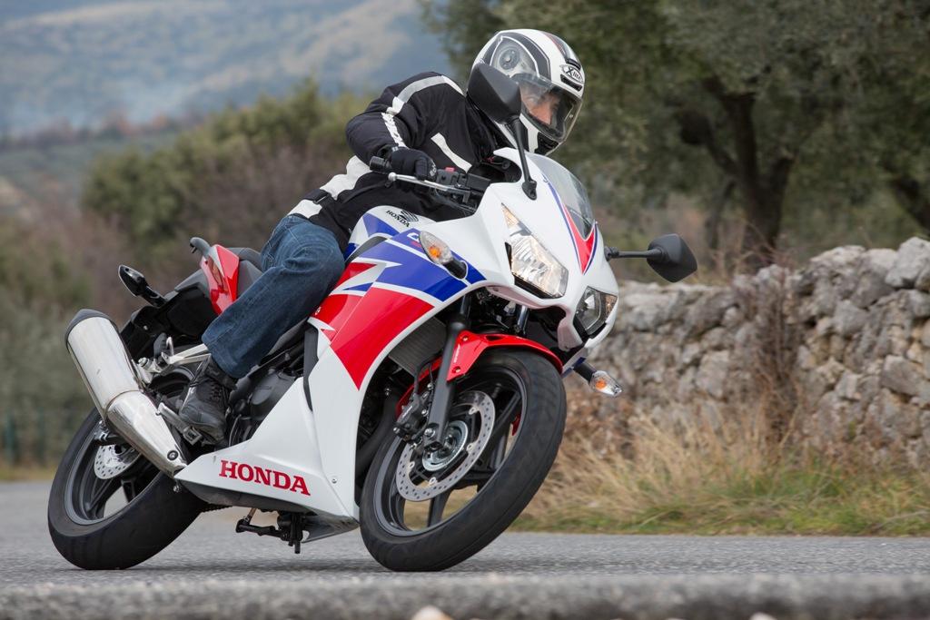Honda CBR300R, un'ottima moto per tutti