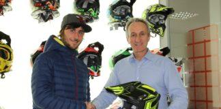 Tony Amoriello Just1 e Andrea Giubettini, un nuovo partner si aggiunge al PROGETTO ENDURO 2016