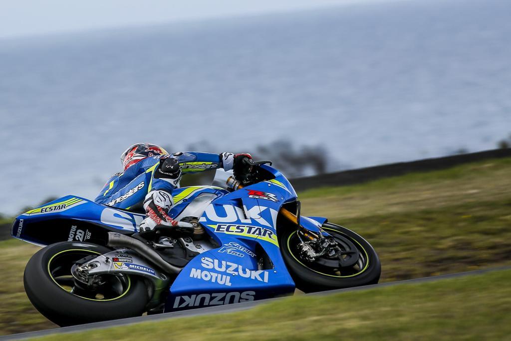 MotoGP, test Australia, Maverik Vinales