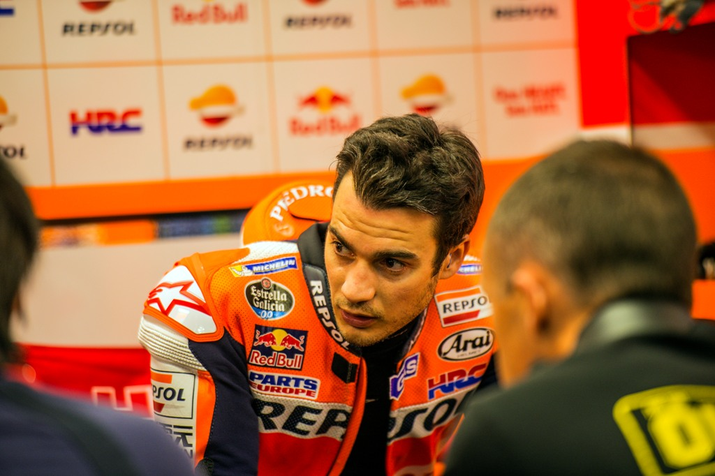 MotoGP 2016, test Australia, Dani Pedrosa