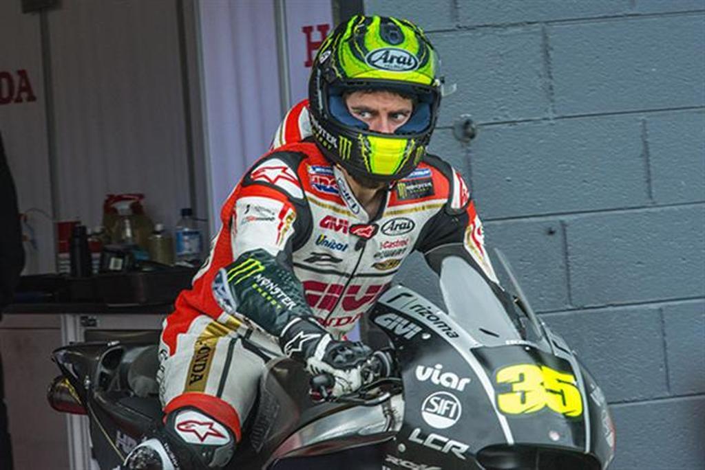 MotoGP, test Australia, Cal Crutchlow