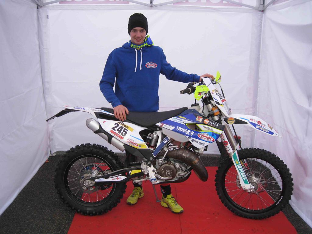 Under 23 Chieve, Silvestro Silvi, MC D'Ippolito Racing